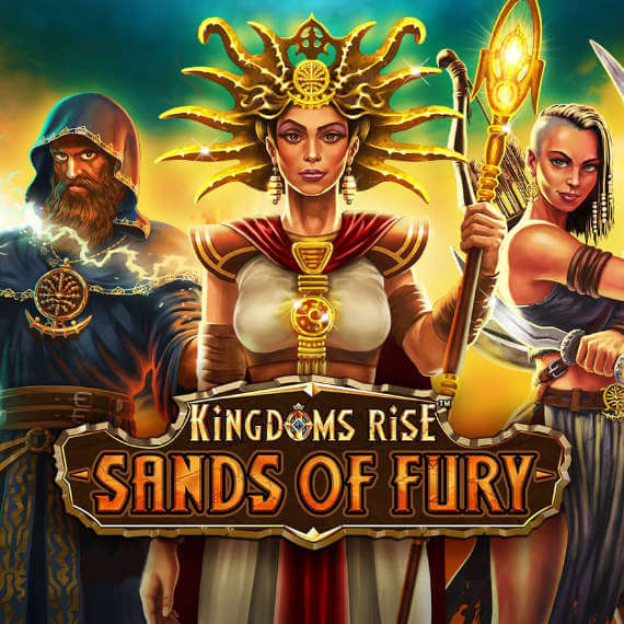 Kingdoms Rise - Sands of Fury
