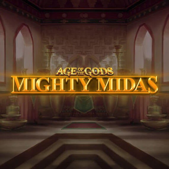 Age of the Gods - Mighty Midas