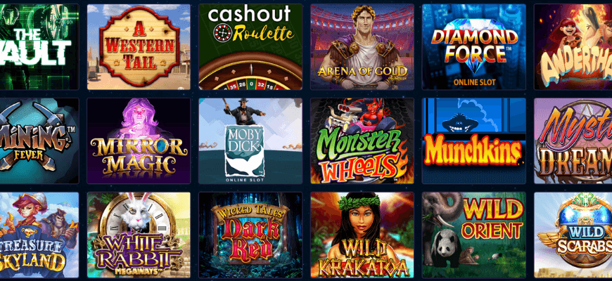 Celebrate 4StarsGames newest online slots with 20 free spins - Banner