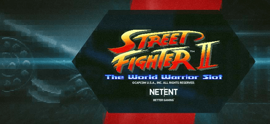Play Street Fighter II: The World Warrior Slot FIRST with Betsafe - Banner
