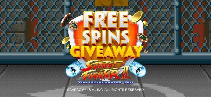 Street Fighter II Online Slot Free Spins Promotion - Paddy Power