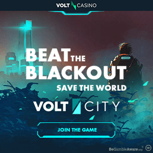 Volt Casino's Volt City