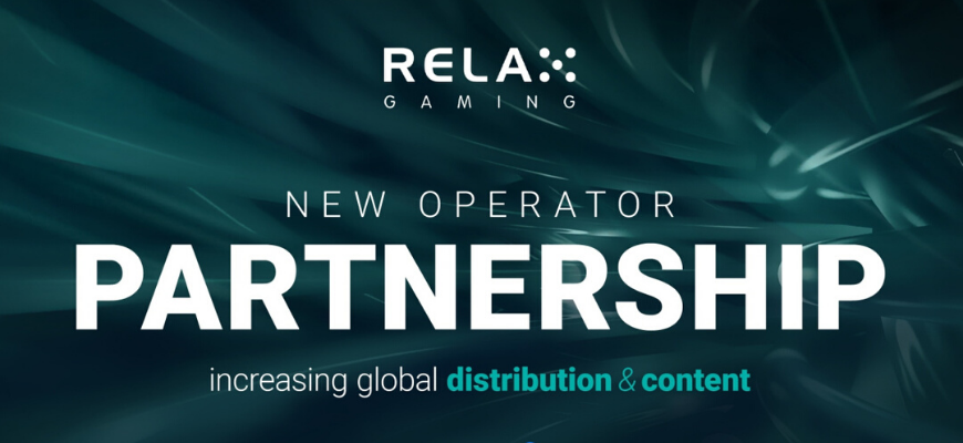 New slots arrive at MrQ as they partner with Relax Gaming - Banner