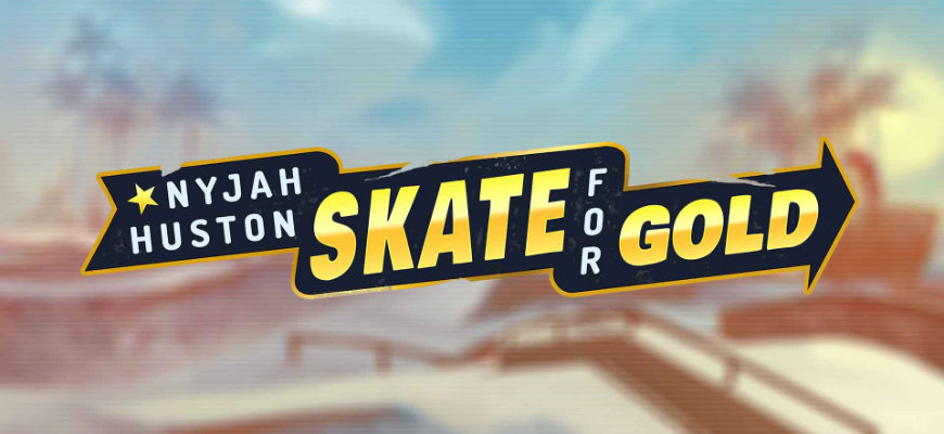 Go for gold with new skateboarding slot from Play'n GO - Banner