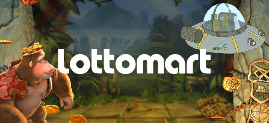 New Blueprint Gaming titles arrive at Lottomart Games - Banner