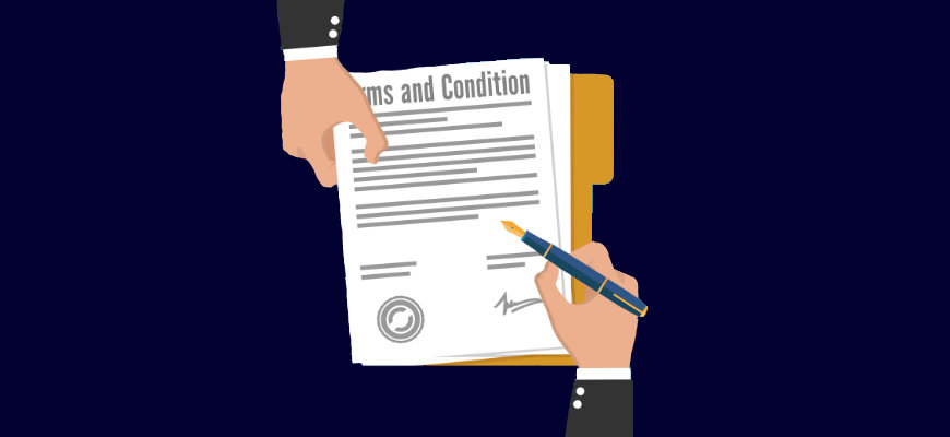 iGaming Terms and Conditions Report 2020 - Banner