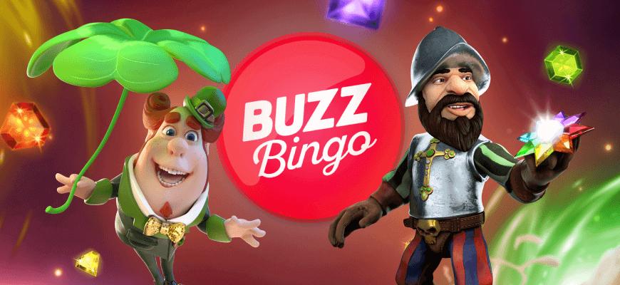 Buzz Bingo begin adding beloved NetEnt slots to their casino lobby - Banner