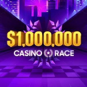 Poker Stars Casino Million Dollar Casino Race