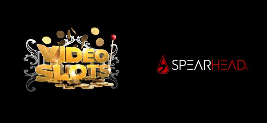 Videoslots adds Spearhead Studios slots to their site - Banner