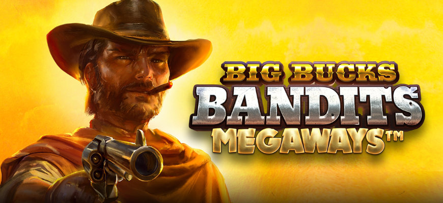 Yggdrasil and ReelPlay link up to release Big Buck Bandits Megaways - Banner