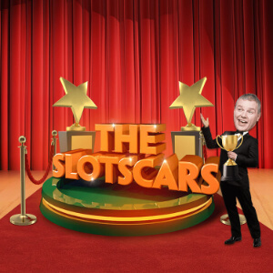 Paddy Power Slotscars Awards - Thumbnail