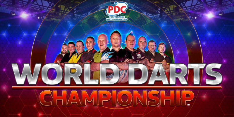 World Darts Championship Online Slot by Blueprint Gaming Hero