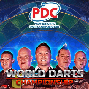 World Darts Championship Online Slot by Blueprint Gaming Thumbnail