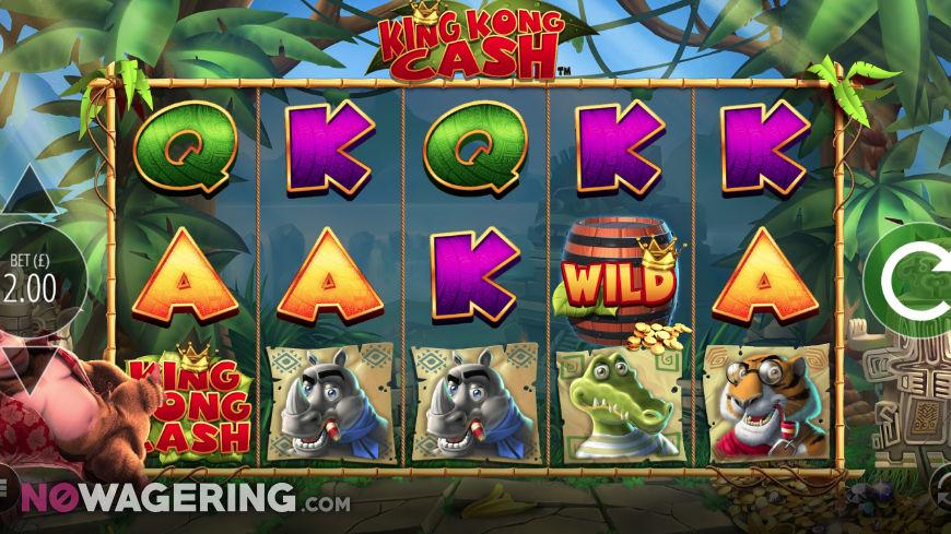 King-Kong-Cash-Online-Slot-by-Blueprint-Gaming-Screenshot-1