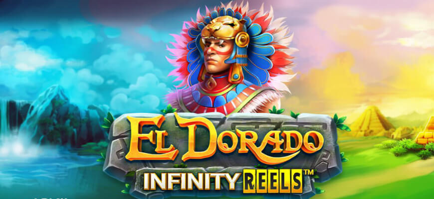 Visit the legendary City of Gold in ReelPlay hit El Dorado Infinity Reels - Banner