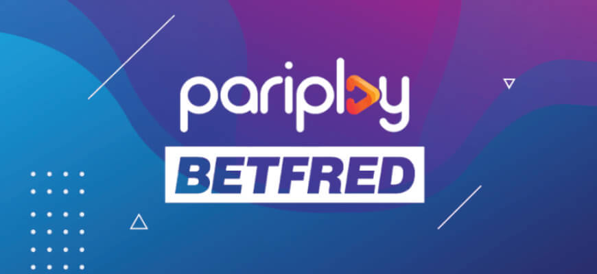 Betfred set introduce new Pariplay slots to their popular casino lobby - Banner
