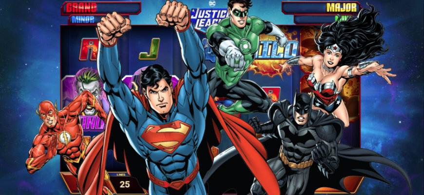 Best Superhero Themed Slot At No Wagering Casinos 2021 Hero