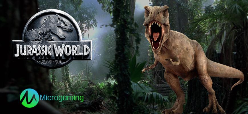 New Jurassic World Slot Sequel Released Microgaming Hero