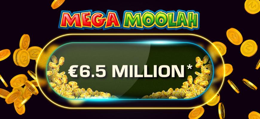 Player Lands 6.5 Million Win On Microgamings Mega Moolah Jackpot Hero