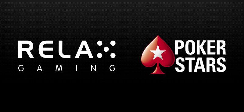 Pokerstars Celebrates Landmark Deal With Relax Gaming Hero
