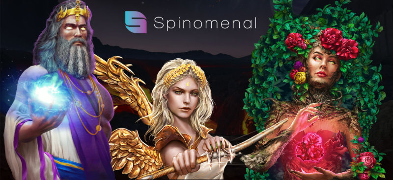 Videoslots partner with Spinomenal Games for 'top quality games' - Banner