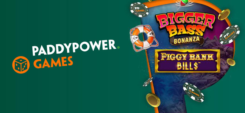 Win a share of £20K in bonuses with Paddy Power - Banner