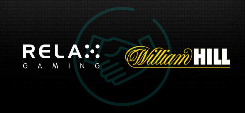 Relax Gaming partners with William Hill in UK expansion - Banner